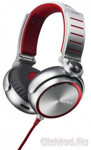 Наушники Sony MDR-XB920 появились на российском рыноке
