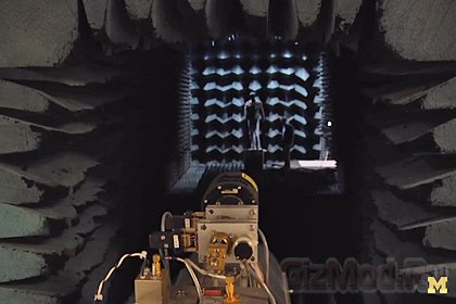 Дистанционный радар-металлодетектор