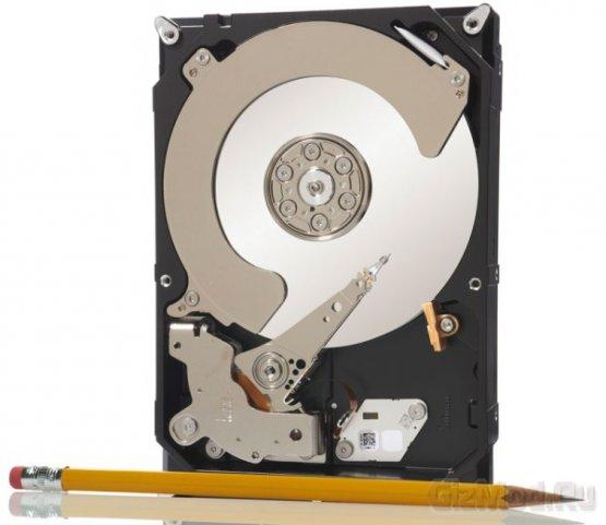 Seagate серии Desktop HDD 4 ТБ вышли на рынок