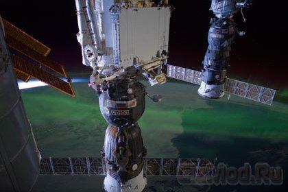 Темную материю засекли на МКС