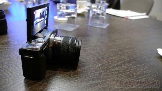 Первые изображения камеры Panasonic Lumix GF6