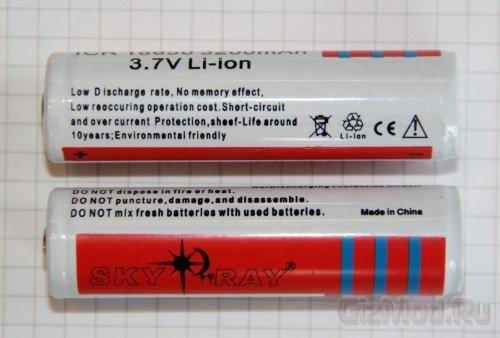 Мультиобзор 15 аккумуляторов типоразмера 18650