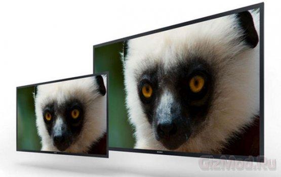 """Прототипы 30"""" и 56"""" 4K профессиональных OLED-дисплеев"""