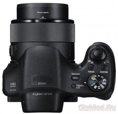 Три обновки в линейке камер Sony Cyber-shot