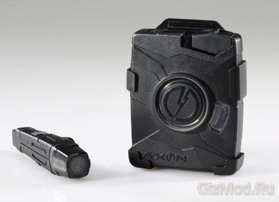 Видеокамеры поумерили пыл полицейских