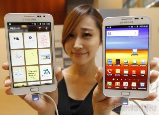 Samsung изменит дизайн Galaxy Note III