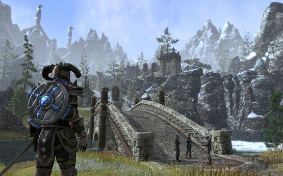 Геймплей The Elder Scrolls Online попал в Сеть