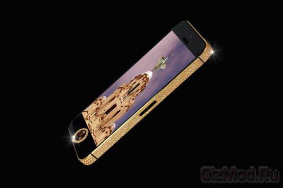 $15,3 млн за бриллиантовый iPhone 5 Black Diamond