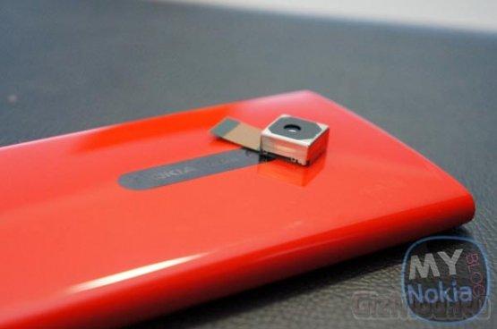 О камере будущего флагмана Nokia