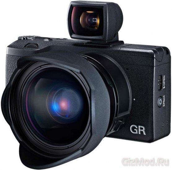 Компактная камера Ricoh GR формата APS-C