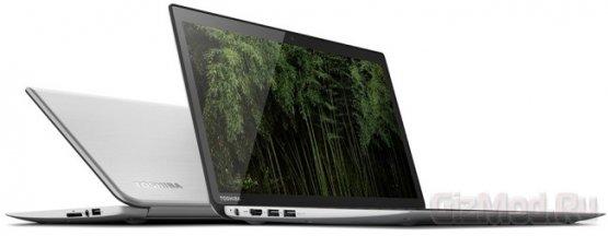 Премиум ультрабук KIRAbook от Toshiba