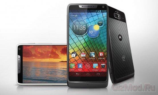 Motorola разрабатывает смартфоны с эталонной ОС Android