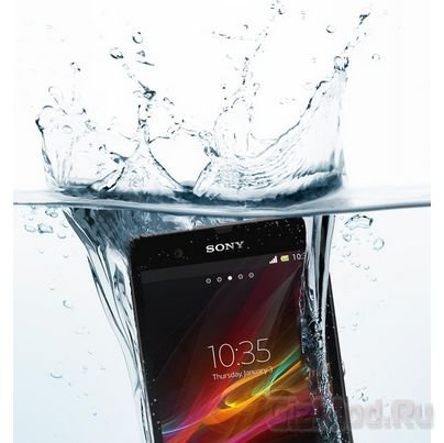 Sony готовит смартфон Xperia ZR