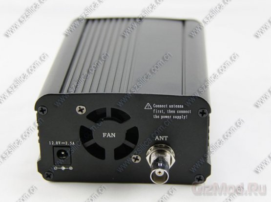 Обзор 5 ваттного стерео FM передатчика