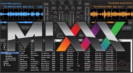 Mixxx 1.11.0 - ощути себя DJ-ем