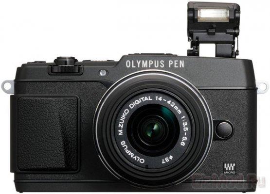 Новая беззеркалка Olympus PEN E-P5