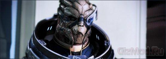 Отдельная история о героях Mass Effect