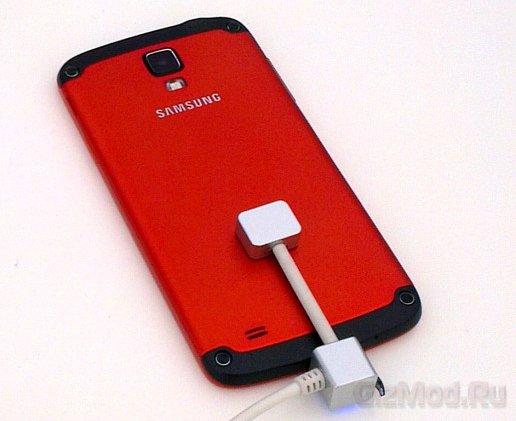 Samsung Galaxy S4 Active засветился в Сети