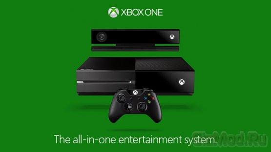 Официально представлена Microsoft Xbox One
