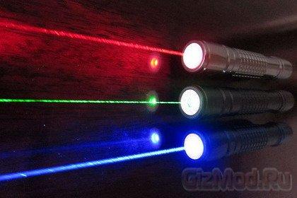 Фокусирующая огненная линза для лазера