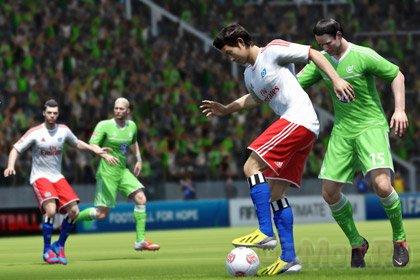 FIFA 14 увидит свет в сентябре