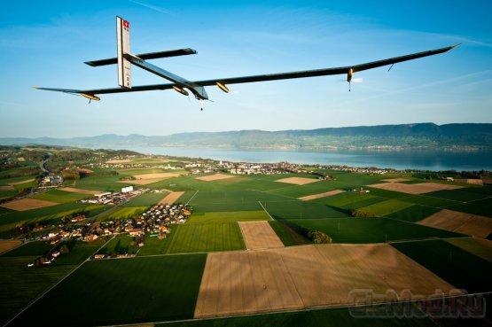 1500 километров на солнечных батареях