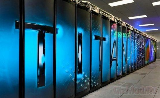 О суперкомпьютере замолвите слово