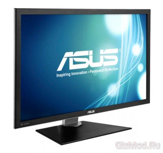 IGZO-монитор Asus PQ321 с разрешением Ultra HD
