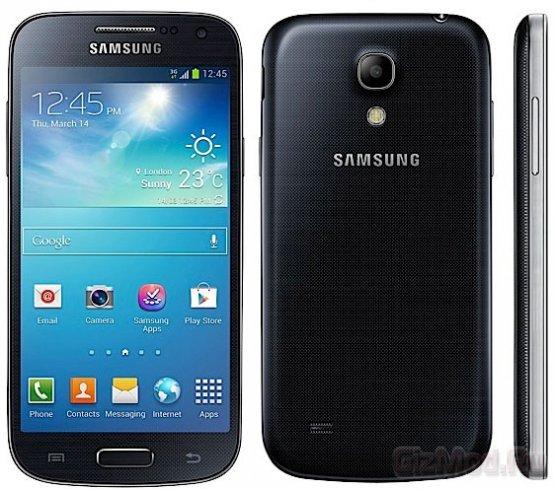 Samsung анонсировала S4 mini