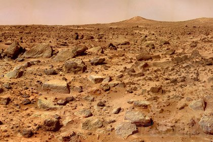 """Обнаружена высокая вероятность облучения """"марсиан"""""""