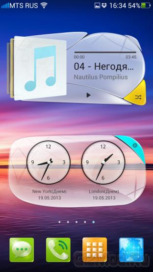 Доступный смартфон Oppo Find 5 - обзор