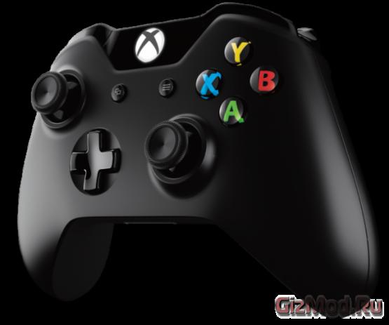 Подробности о контроллере консоли Xbox One