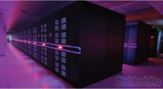 В Китае тестируют самый мощный суперкомпьютер