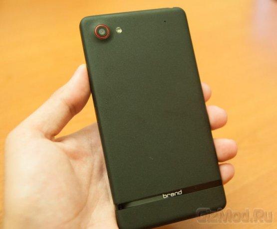 Неопознанный смартфон на базе Tegra 4i