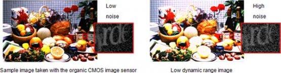 Органический датчик изображения от Fujifilm и Panasonic