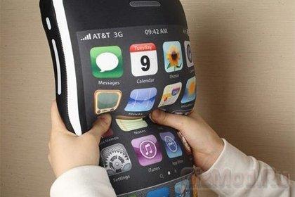 Apple планирует iPhone с большим экраном