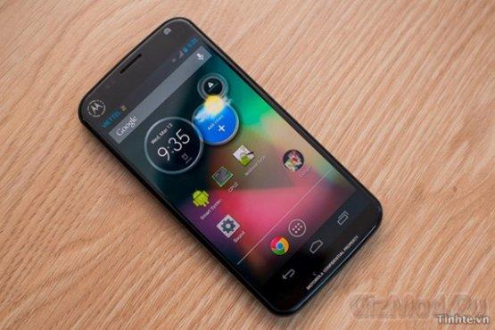 Некоторые характеристики Motorola X Phone
