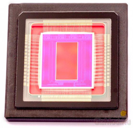 Создан датчик типа CMOS с разрешение 4K2K 60 к/с