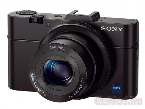 Sony представила камеры RX1R и RX100MII