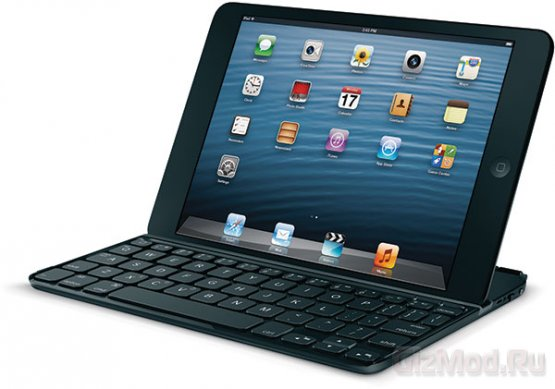 Logitech Ultrathin Keyboard Cover - клавиатура к iPad mini