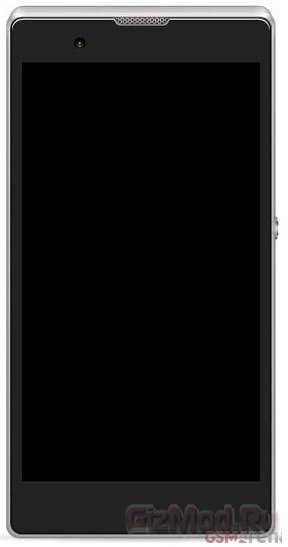 4K камеру поместили в смартфон Sony Honami