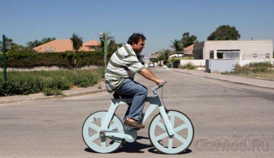 Два миллиона долларов на картонный велосипед
