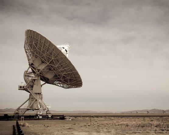 Загадочные радиосигналы космоса