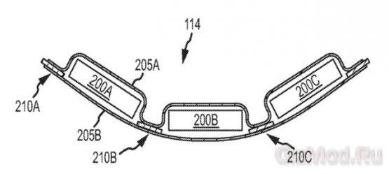 Apple патентует аккумулятор-напульсник