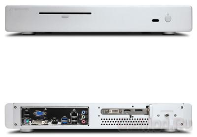 Мини-ПК CyberPowerPC Zeus с пассивным охлаждением