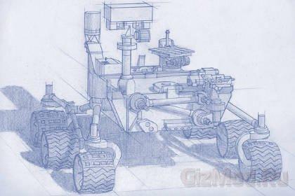Новый марсоход соберет образцы для доставки на Землю