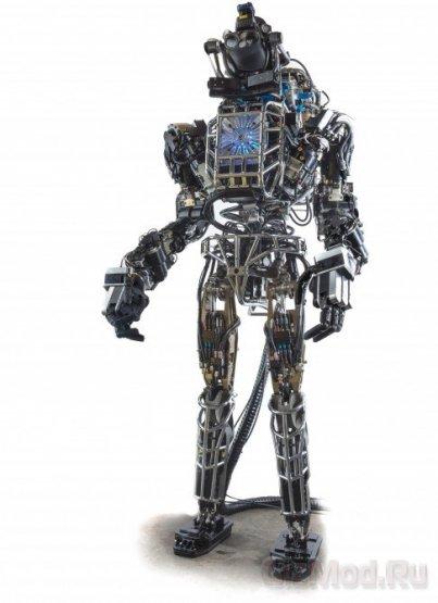 DARPA показало самого продвинутого робота-гуманоида
