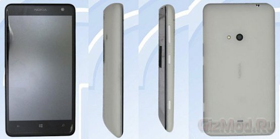 Подробности о смартфоне Nokia Lumia 625