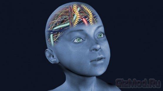 Искуственный интеллект пребывает на уровне ребенка