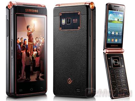 Еще одна Android-ная раскладушка Samsung Galaxy Folder